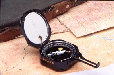 地质罗盘仪DQL-8型(阻尼式)