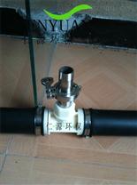 可提升曝气器|提升式曝气管—膜片曝气管