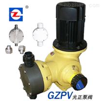 GB型精密计量泵
