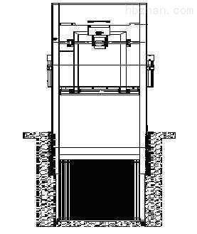 GSP型爬式格栅除污机