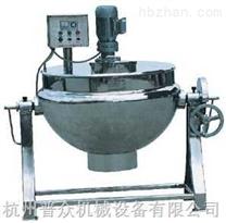 导热油电加热夹层锅(蒸煮锅)