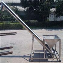 不锈钢螺旋粉末上料机生产厂家贺睿机械