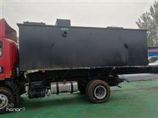 WSZ云南曲靖污水处理设备设备参数
