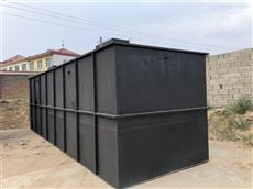 WSZ西藏昌都地区屠宰厂污水处理设备工艺原理