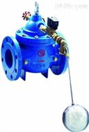 106X电磁遥控浮球阀-