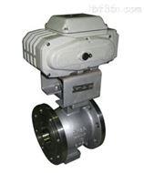 ZARV电动V型调节球阀-