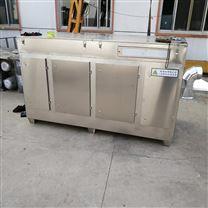 中型不銹鋼光氧凈化設備