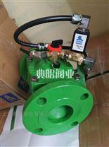 MODEL 400-2 BERMAD电磁阀 230V 50Hz 8W