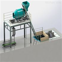 掺混肥搅拌机设备 多元素配方肥用 BB肥设备