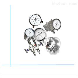 不锈钢压差表