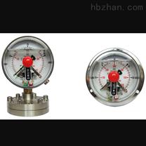 感应式电接点压力表