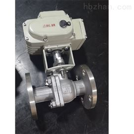 Q941F-25C精小型电动开关型球阀Q941F-16C