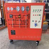 承装修试设备/双级旋片式SF6气体回收装置