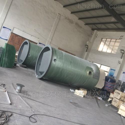 广州市污水提升泵站