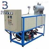 新型电加热导热油炉