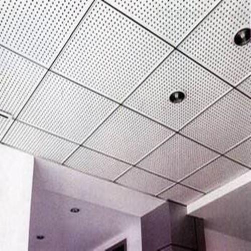 吊頂防火阻燃吸音板