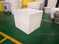 供应大号胶框制衣厂专用200L塑料筐
