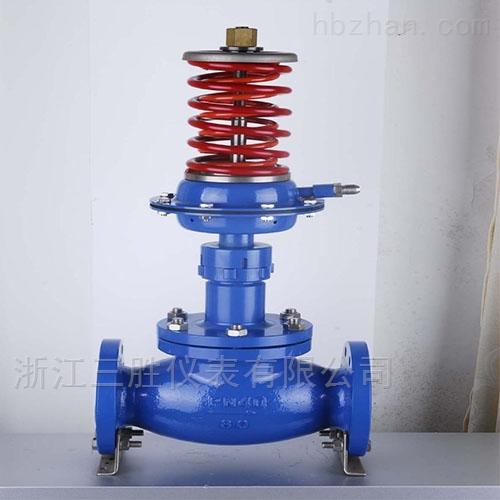 自力式蒸汽减压阀