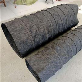 水泥布袋防尘伸缩软连接