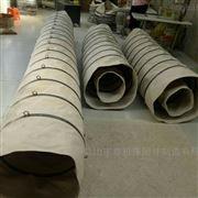 新疆吊环式自动升降帆布卸料布袋