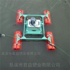 圆柱体塑料 水上增氧机浮筒 浮体 浮漂 浮子