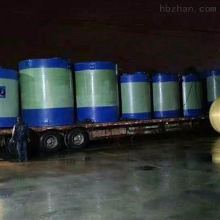 XYTBZ-600景观循环水一体化提升泵站