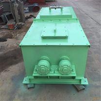 河北新达加工生产双轴粉尘加湿搅拌机