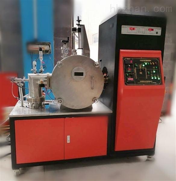 2kg带测温高熵合金真空熔炼炉