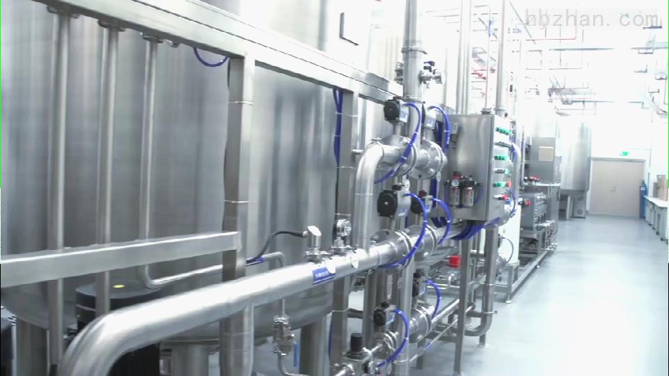 净得瑞制药用纯化水设备系统