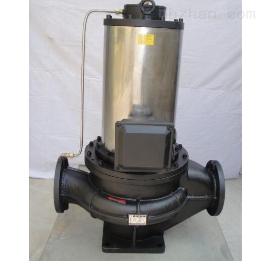 不锈钢屏蔽泵选型