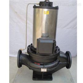 立式屏蔽泵选型