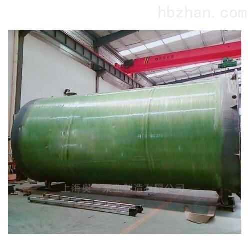 排水一体化预制泵站装置