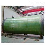 市政排水玻璃钢预制泵站