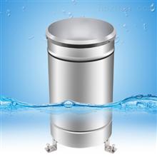 双翻斗式雨量桶传感器降水量监测计不锈钢