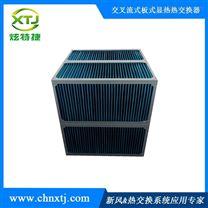 紡織設備氣氣換熱器顯熱交換器