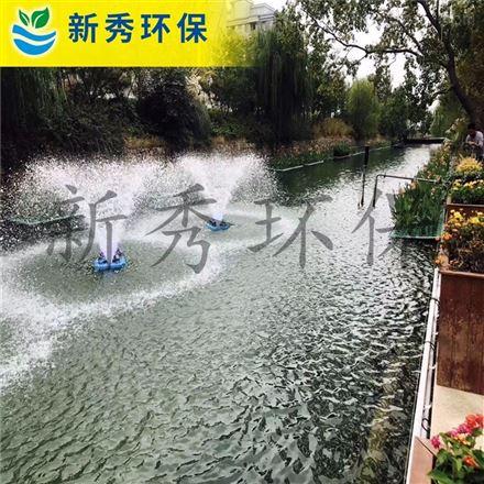 南京太阳能曝气机参数
