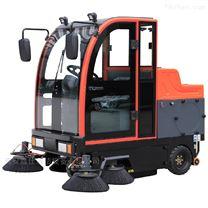 捷恩品牌GEXEEN電動駕駛式掃地車電瓶清掃車