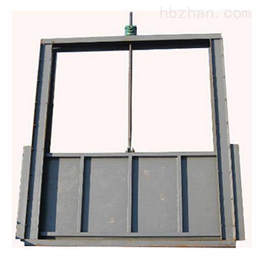BQZM不锈钢渠道闸门