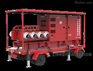 拖车式消防排水泵车