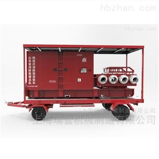 應急供水泵車