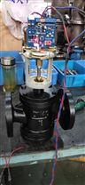动态电动平衡调节阀