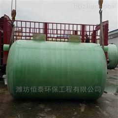 ht-434温州市玻璃钢化粪池