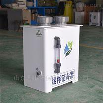 缓释消毒器农村饮水处理装置
