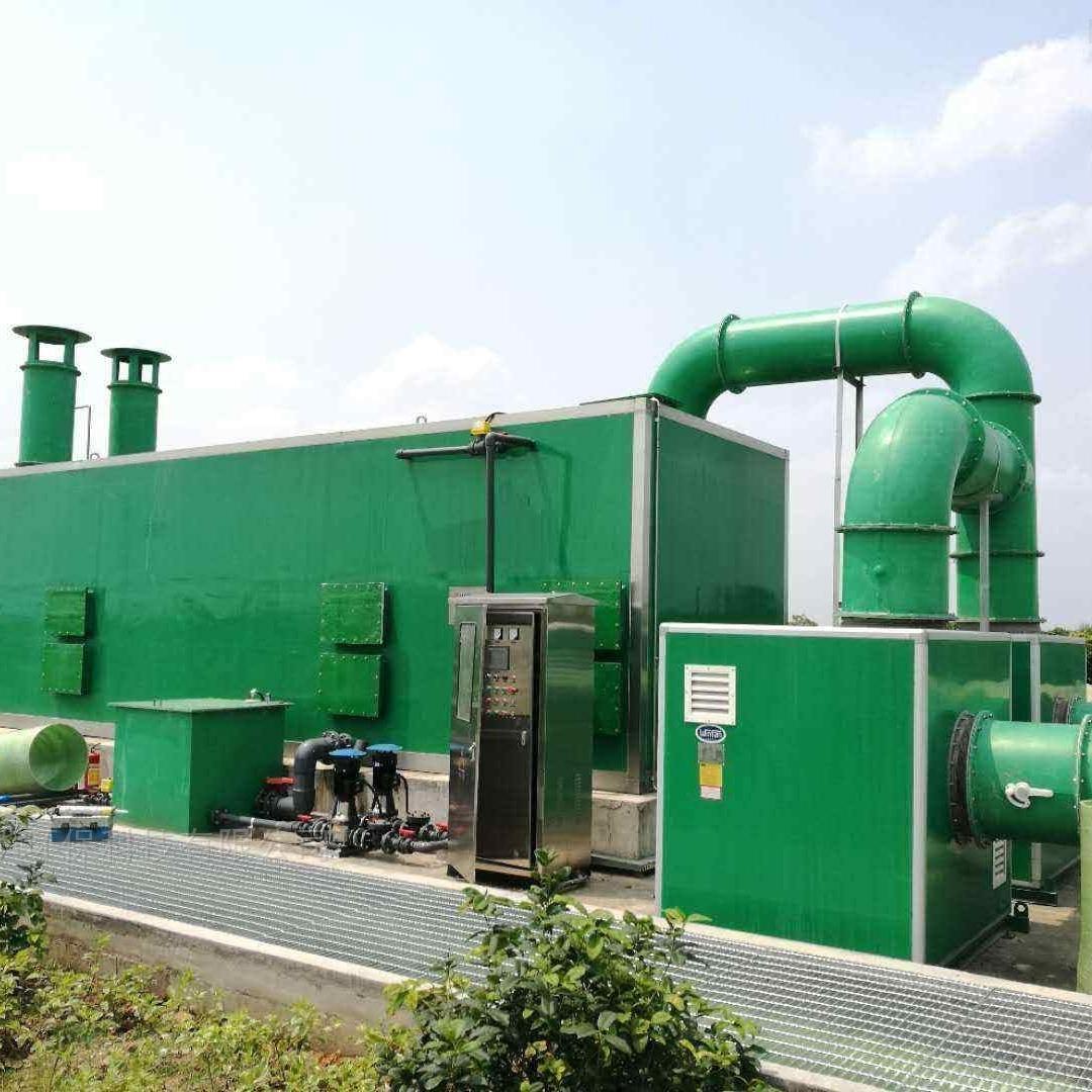 城镇污水厂除臭装置