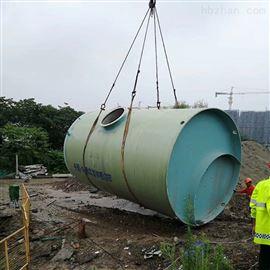 地埋一体化雨水泵站