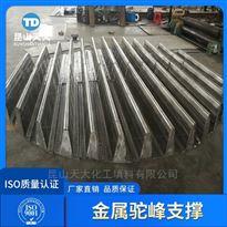 小直径填料304材质驼峰支承板