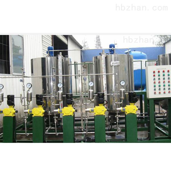 除磷加药装置生产
