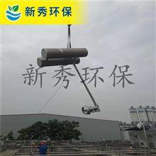 出水混合 搅拌机 潜水搅拌器铸件厂家供货