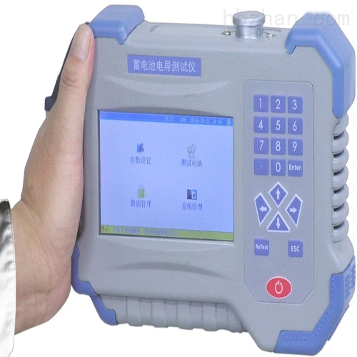 承试认证蓄电池内阻检测仪