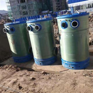 XYTBZ-100旱厕污水一体化提升泵站